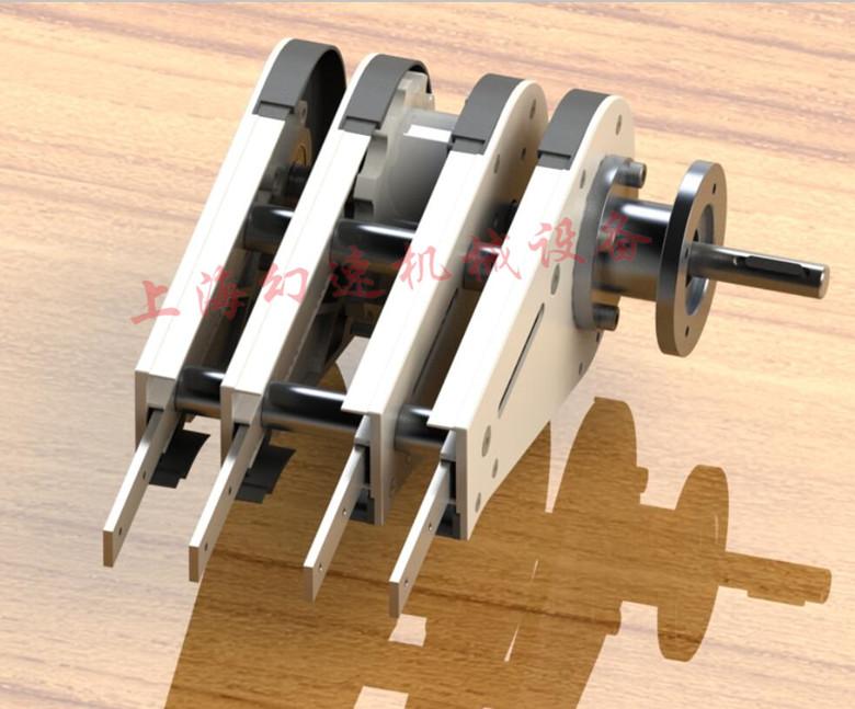 齿形链柔性线在轴承连线上的广泛应用
