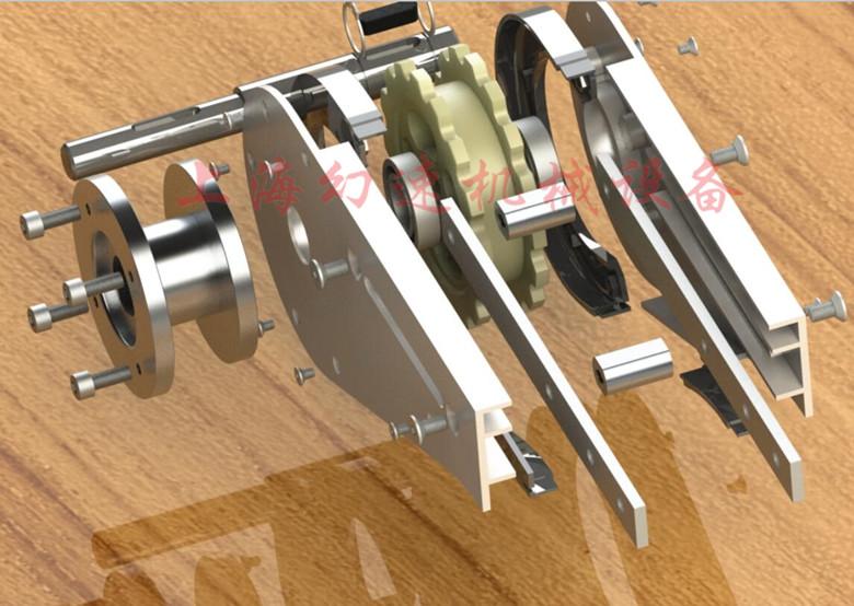 FLEXLINK不锈钢驱动