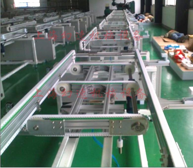 塑料链条在光伏层压机清洗机行业的应用